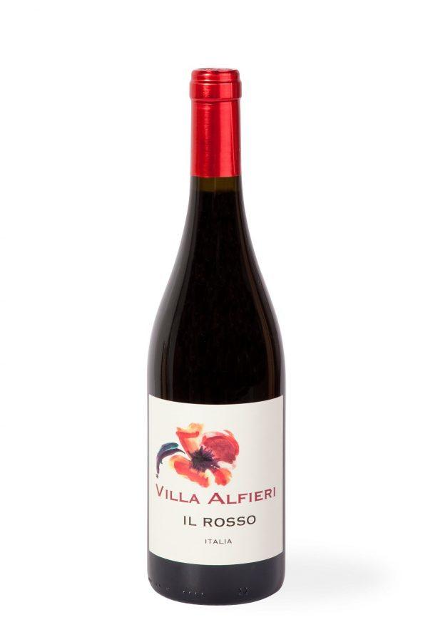 Villa Alfieri rode wijn